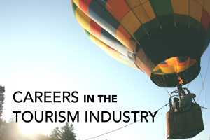 Careers in the tourism industry
