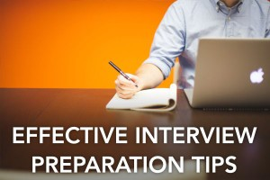 4 Methods of Effective Interview Preparation