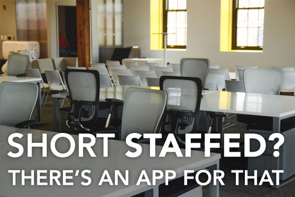 short-staffed