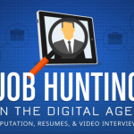 Digital Age – Reputation, Resumes & Video Interviews [INFOGRAPHIC]