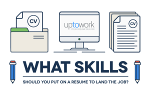 How to Showcase Your Skills on a Resume [INFOGRAPHIC]