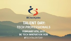tech day, tech professionals, careers, bcjobs, jobs