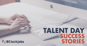Talent Day Success Stories: Andreea and iQmetrix