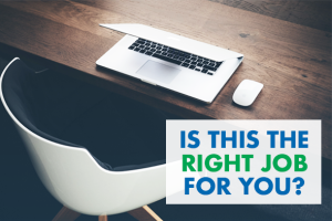 How Can You Tell If a Job is Right For You?