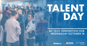 Who's hiring in tech? - These companies will be at our tech Talent Day on Oct 18!